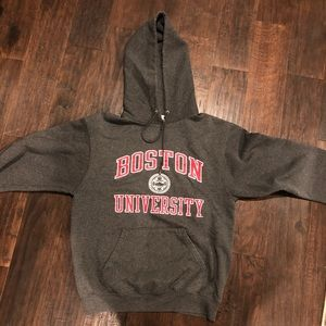 Boston University Champion Hoodie